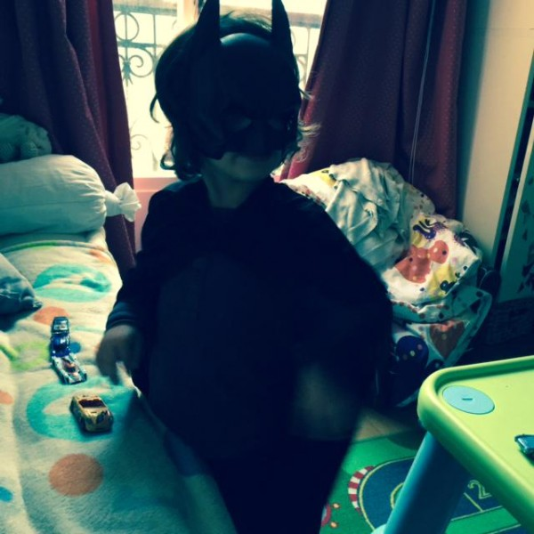 I miss my Bat(little)man …